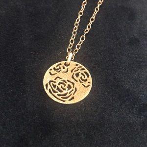Pianegonda rose necklace